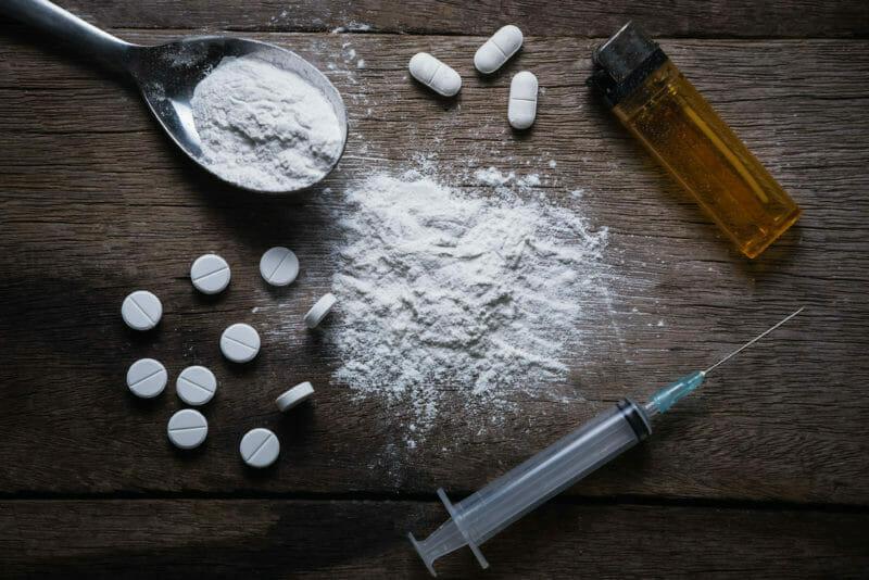 Meth and Heroine